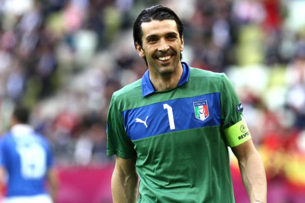 150 meczów Buffona w reprezentacji Włoch