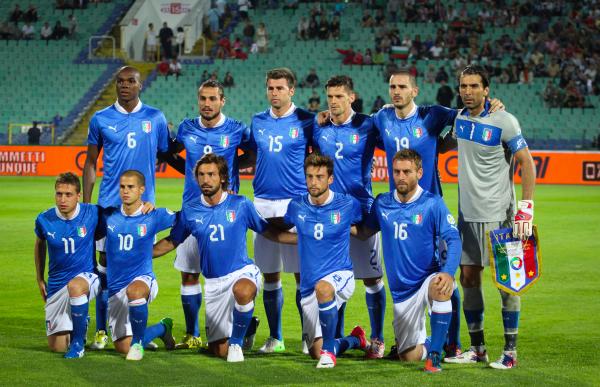 El. Euro 2016: Wygrana Włochów