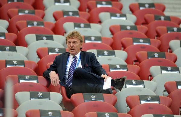 Boniek: UEFA mnie nie kręci