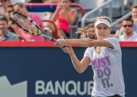Bouchard wycofała się z US Open