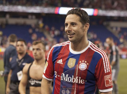 Były napastnik Bayernu znalazł nowy klub