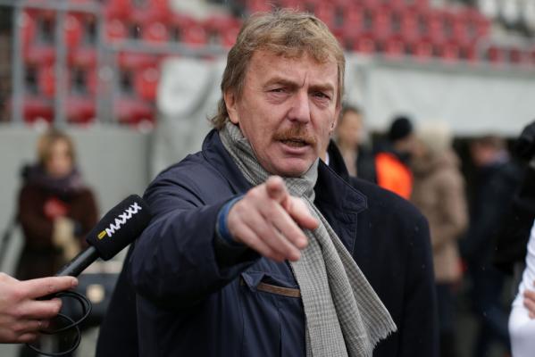 Boniek: Nie stać nas na 37 kolejek w Ekstraklasie. Nawet Niemcy grają mniej