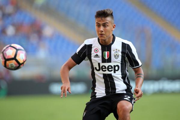 Dybala: Juventus jest na poziomie Barcelony