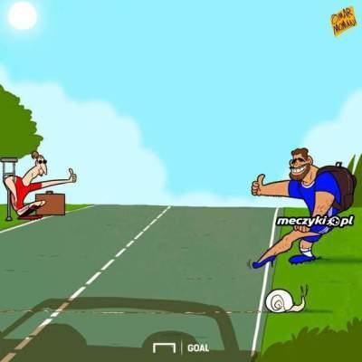 Costa i Ibra łapią nowy klub