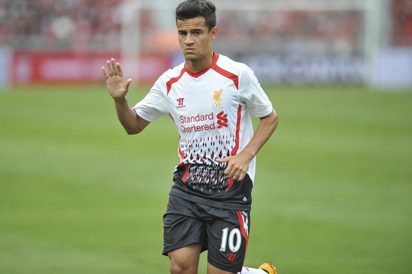 Transfer Coutinho przesądzony? Liverpool usunął wizerunek piłkarza z klubowego sklepu [VIDEO]