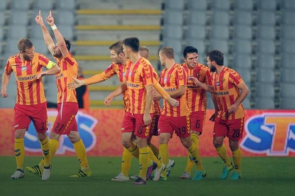 Korona zremisowała w sparingu z zespołem z Rumunii