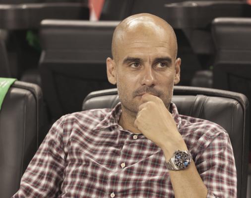 Guardiola dogadał się z Manchesterem City?!