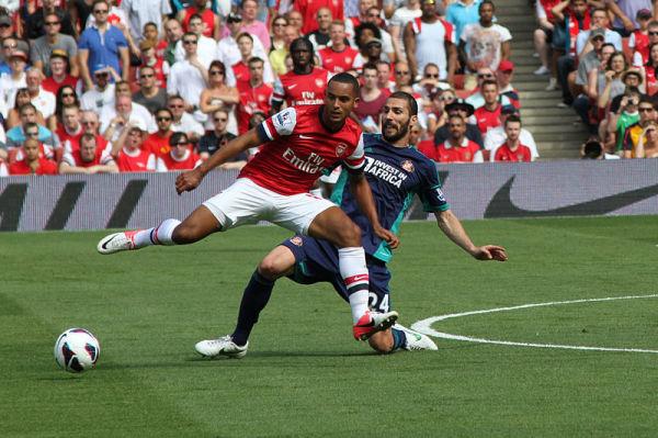 Walcott przedłuży kontrakt z Arsenalem