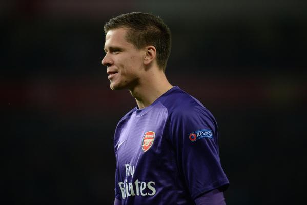 Szczęsny potwierdził transfer do Romy