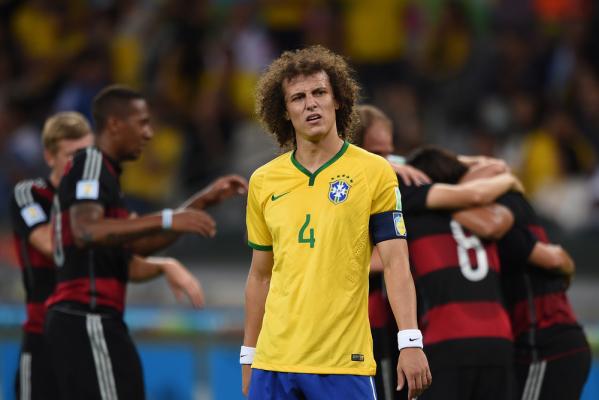 David Luiz: Kocham Di Marię