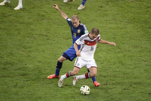 Philipp Lahm nie wróci do reprezentacji Niemiec