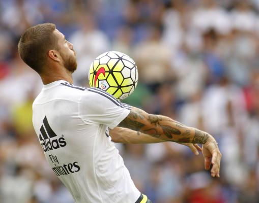 Sergio Ramos nie zagra z Realem Sociedad