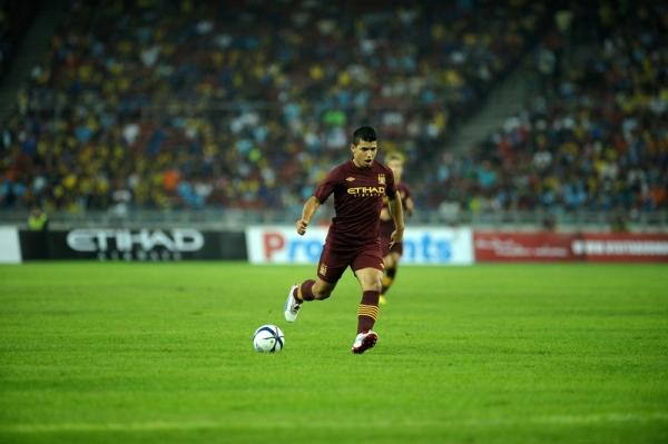 Pellegrini: Aguero wróci do swojej dyspozycji