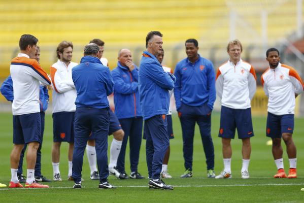 Van Gaal: transfer Ronaldo nierealny