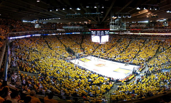 NBA: Pewne zwycięstwo Warriors w drugim finałowym spotkaniu