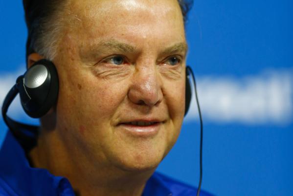 Van Gaal zadowolony z sytuacji kadrowej