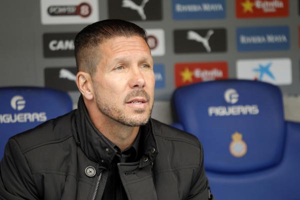 Diego Simeone zastąpi Van Gaala?