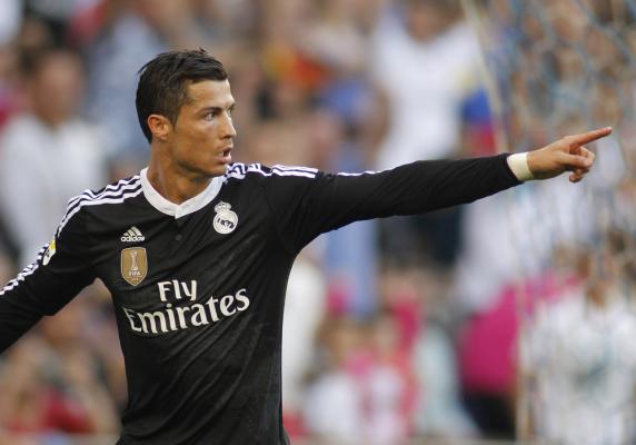 Ronaldo: Sam dla siebie jestem inspiracją