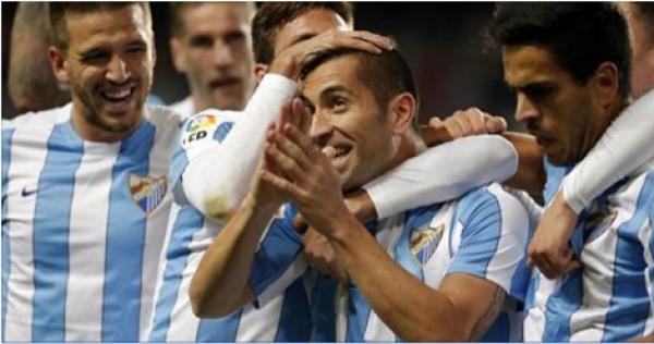 Czwarte z rzędu zwycięstwo Malagi