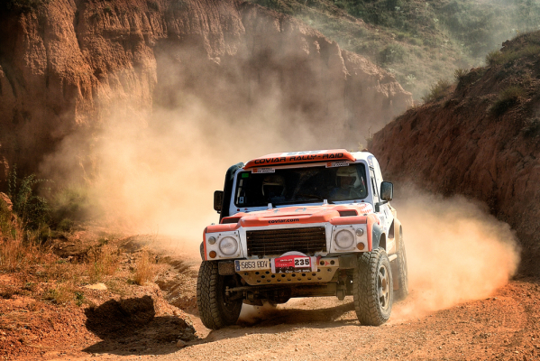Rajd Dakar: pierwszy etap odwołany