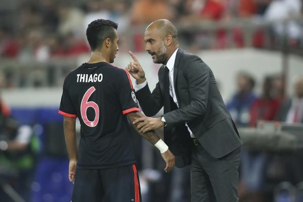 Thiago: Ocenią nas za Ligę Mistrzów