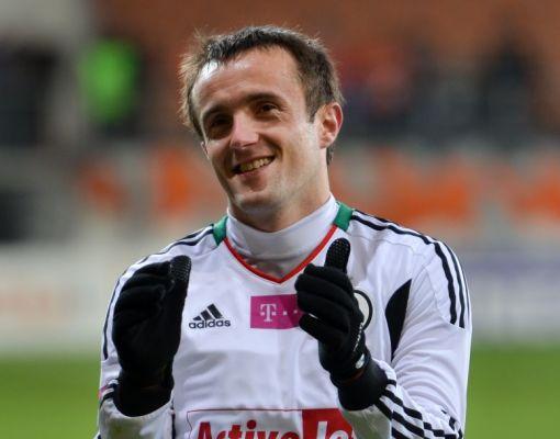 Miroslav Radović wróci do Legii?