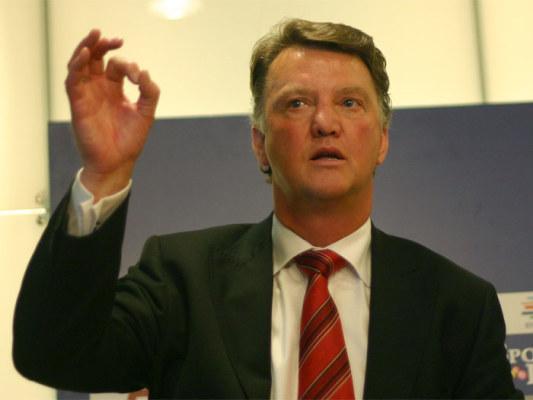 Van Gaal: Presja będzie mniejsza