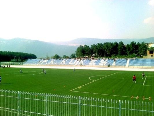Kadra Albańczyków na Legię