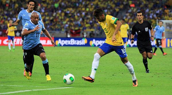 Neymar: nie zrobię tego Messiemu
