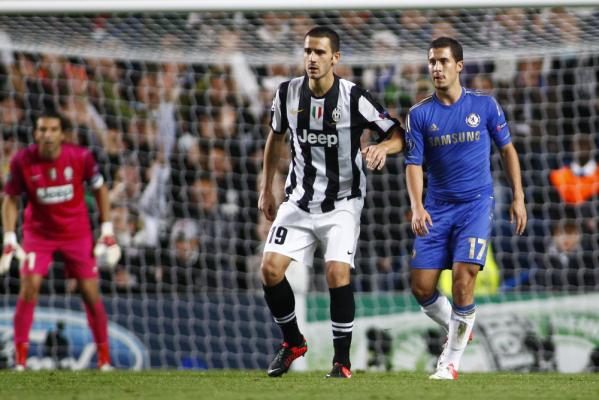 Bonucci w Juventusie do 2020