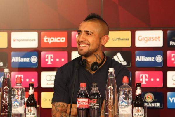 "Vidal: ""Cel? Potrójna korona"""
