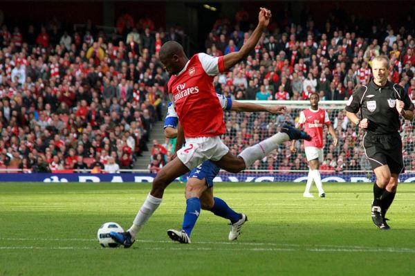Z Arsenalu do Marsylii