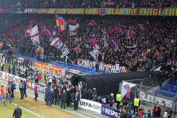Wszystkie talenty FC Basel [video]