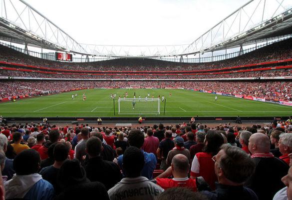 Holenderski napastnik w Arsenalu