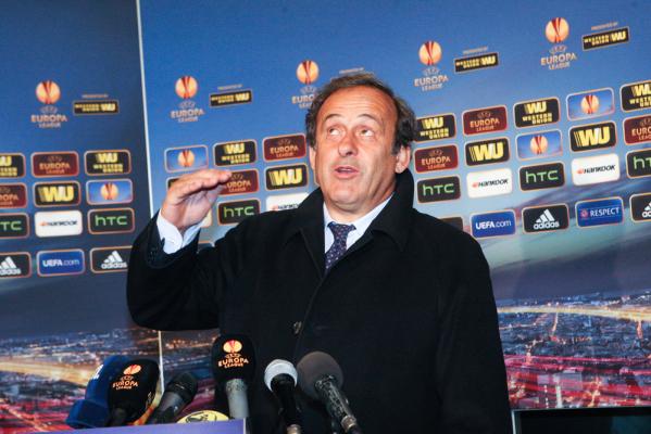 Oficjalnie: Platini chce rządzić w FIFA