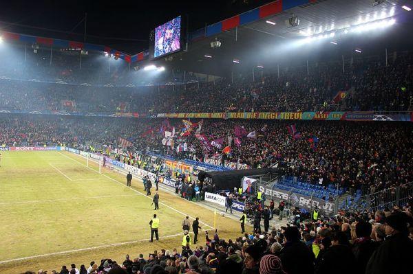 FC Basel - kat angielskich drużyn