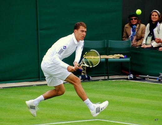 Janowicz zastąpi Federera