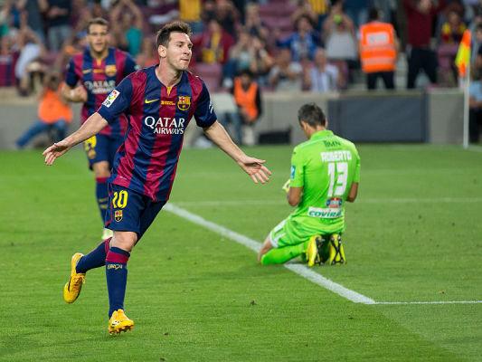 """""""Messi jest bohaterem i kozłem ofiarnym"""""""