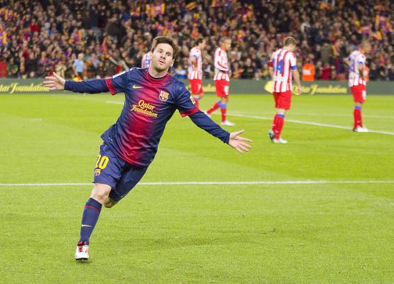 Messi skrócił urlop