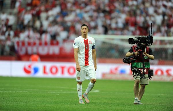 Wenger chce Lewandowskiego