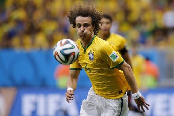 David Luiz chciałby ponownie grać z Di Marią