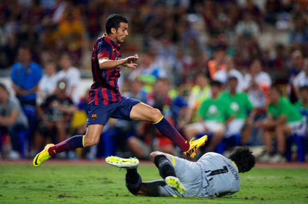 Kiedy Pedro przejdzie do Manchesteru?