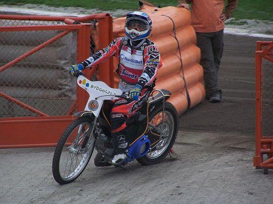 Janowski uczy się Grand Prix
