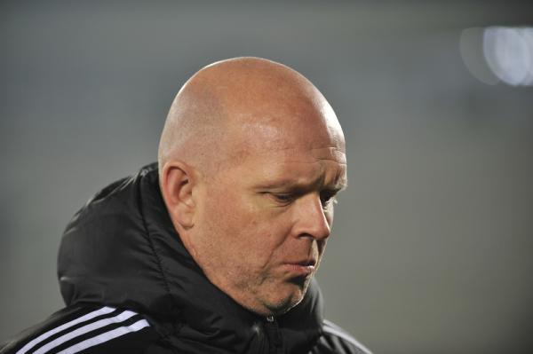 Berg: współczuję zawodnikom Kukesi
