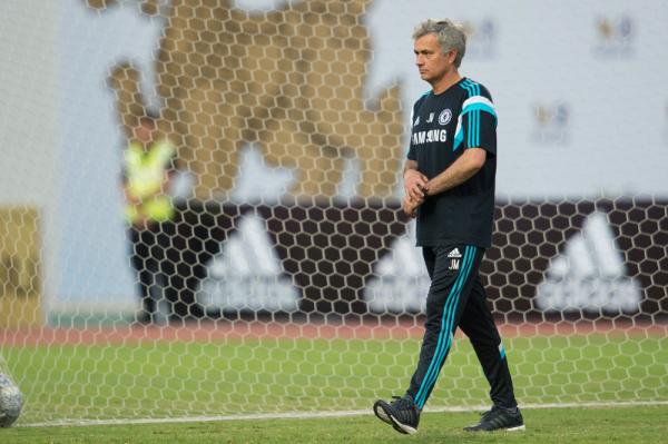 Mourinho kpi z Wengera