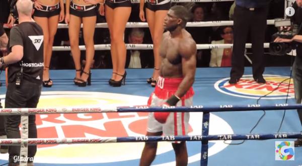 Brutalny nokaut polskiego boksera [video]
