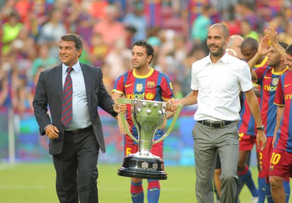 Laporta: Barcelonę sprzedano Katarowi