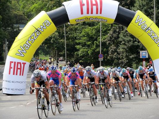 Tour de Pologne: znamy zwycięzcę pierwszego etapu