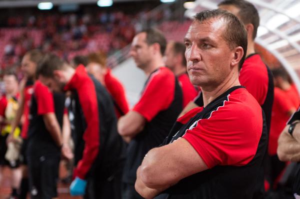 Menedżer Liverpoolu zadowolony z Benteke i Firmino