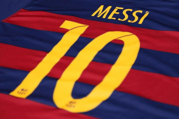 """""""Messi zabawia się z despotą"""""""